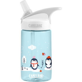 CamelBak Eddy Holiday LTD Borraccia 400ml Bambino, sweet penguins